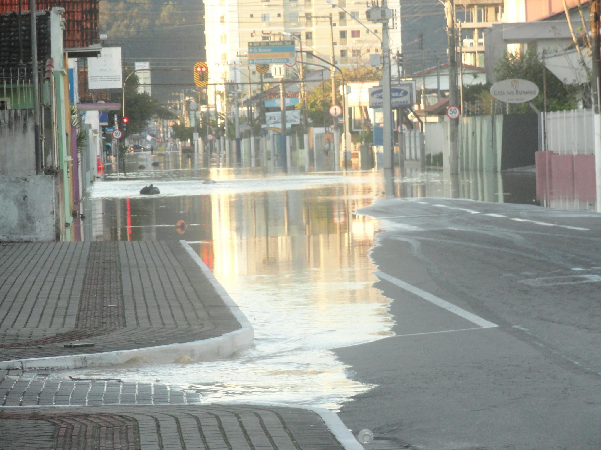 Fotos itajai enchente 2011 49