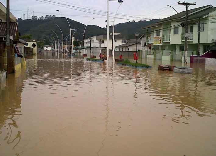 Fotos itajai enchente 2011