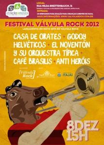 valvula rock 2012
