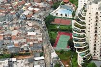 ricos e pobres divisao