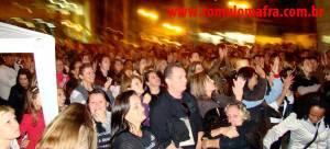 Assembleia que decidiu pelo fim da greve dos servidores municipais de Itajaí