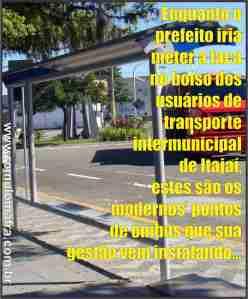 pontos onibus intermunicipal