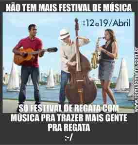 regata festival de musica itajai