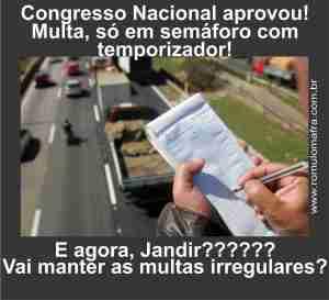 multas irregulares
