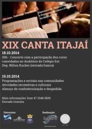 cartaz-xix-canta-itajai