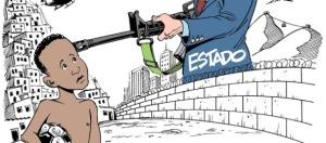 Não se engane, a repressão policial, em linhas gerais, só serve à elite.