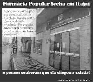 farmacia popular itajai