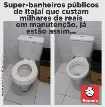 banheiros publicos