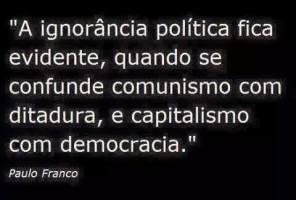ignorancia politica